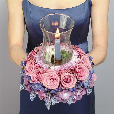 Мастер класс букет на свадебный стол своими руками