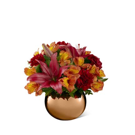 Harvest Hues Bouquet