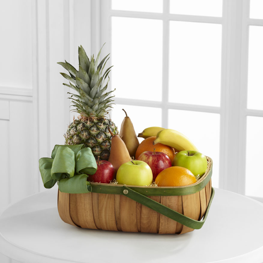 Thoughtful Gesture Fruit Basket I