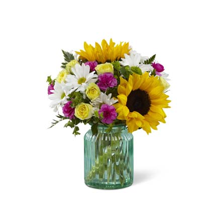 Sunlit Meadows Bouquet I