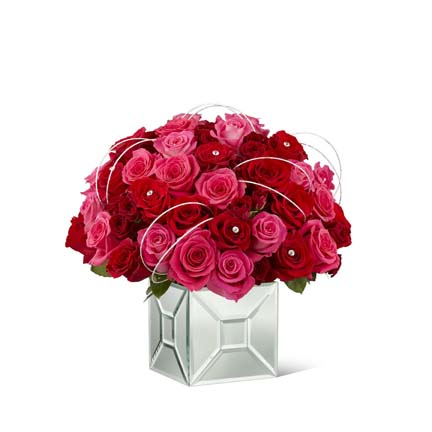 Blushing Extravagance Luxury Bouquet I