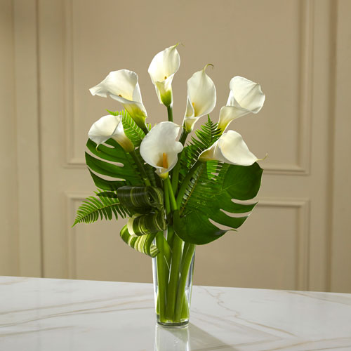 Always Adored Calla Lily Bouquet II