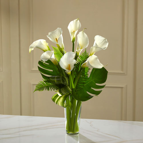 Always Adored Calla Lily Bouquet III