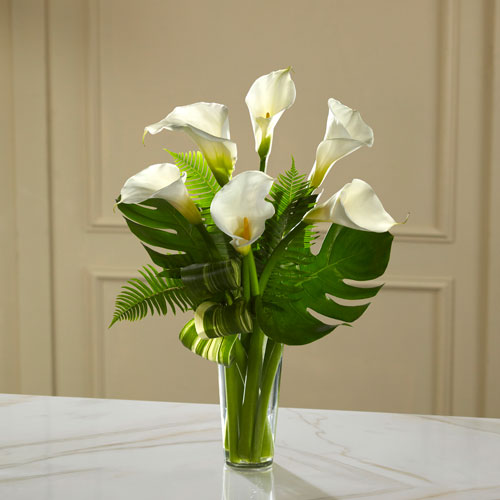 Always Adored Calla Lily Bouquet I