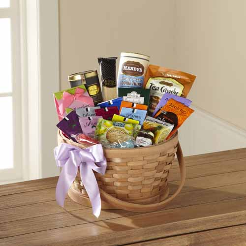 Quiet Tribute Gourmet Basket