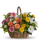 Basket of Love and Tranquility