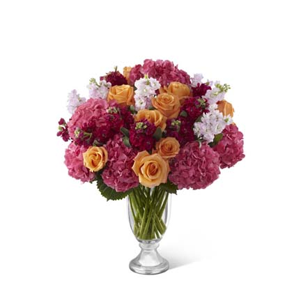 Astonishing Luxury Mixed Bouquet