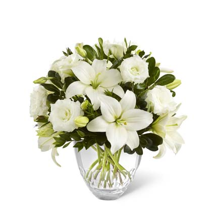 White Elegance Bouquet II