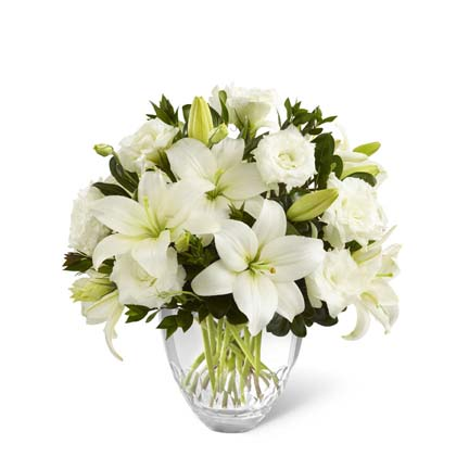 White Elegance Bouquet III