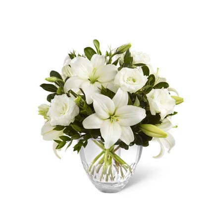 White Elegance Bouquet I