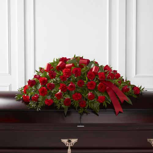 Sympathy For The Service For The Casket