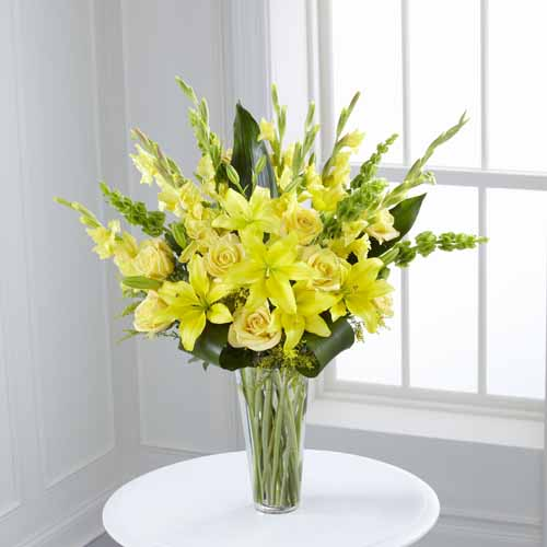 Sympathy for the Home | Bouquets | Glowing Ray Bouquet II | Buy from ...